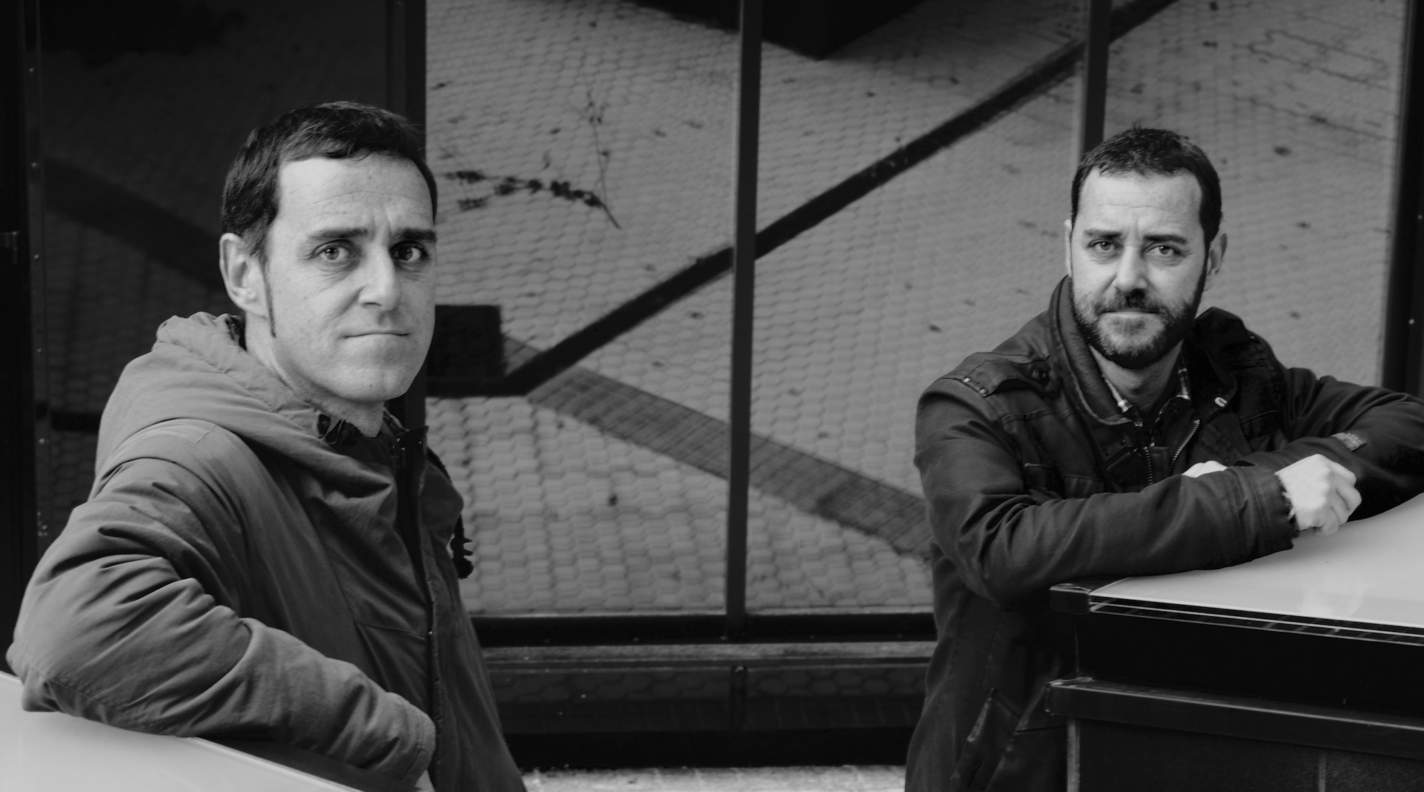 Etxeberriak | Meet the Authors: Martin & Xabier Etxeberria