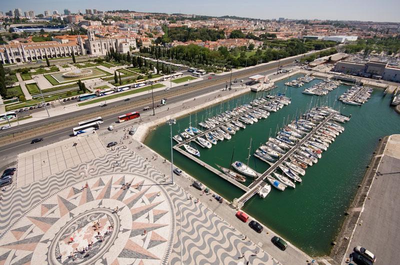 Doca de Belém | Eurovelo Portugal
