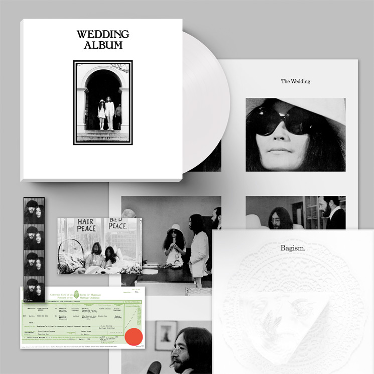 John Lennon and Yoko Ono's 'Wedding Album' Gets 50th ...
