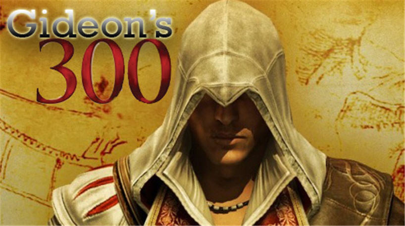 Great battles of the Bible-Gideon's 300 | Family Radio 316