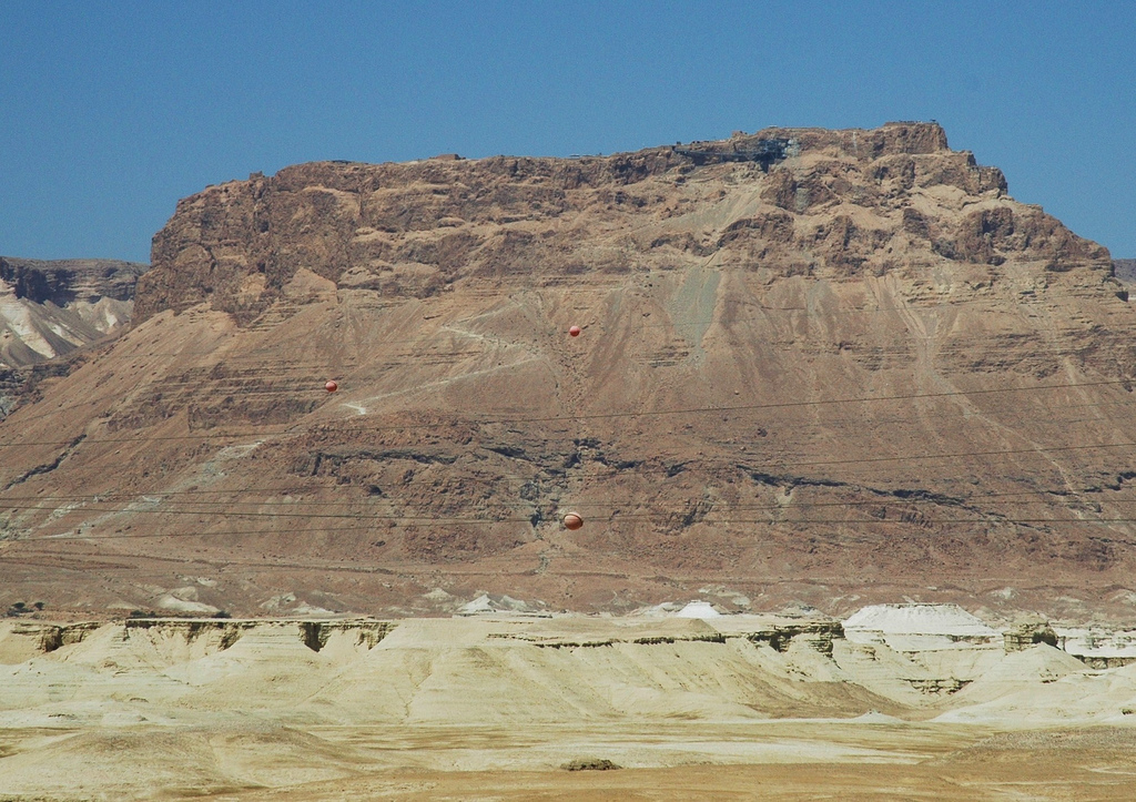 Masada Tourist Information, Facts & Location