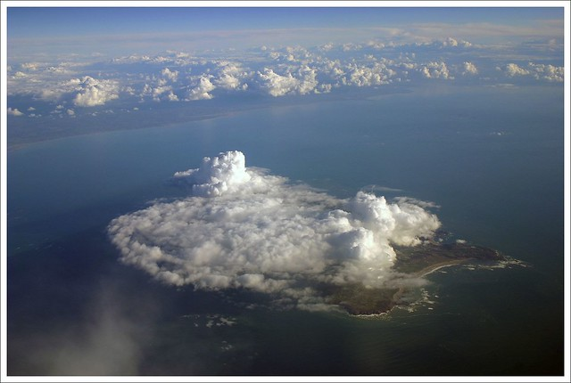 Jersey Island under clouds | Flickr - Photo Sharing!