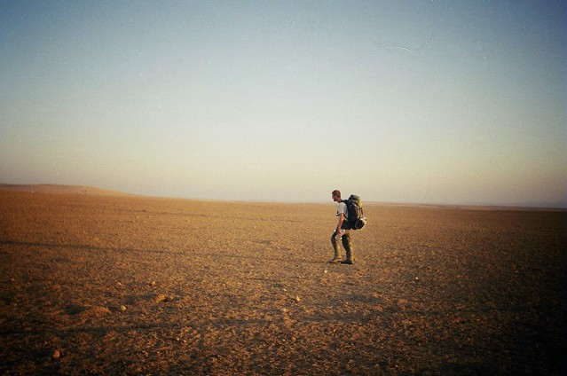 alone in the desert | Flickr - Photo Sharing!