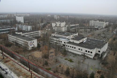 Prypjat - Die radioaktive Geisterstadt