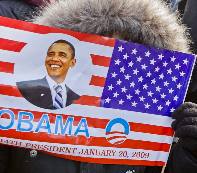 Obama flag | Flickr - Photo Sharing!