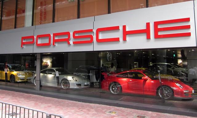 Porsche's largest market this year is