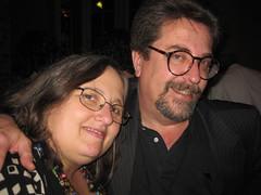 Teresa and Patrick Nielsen Hayden