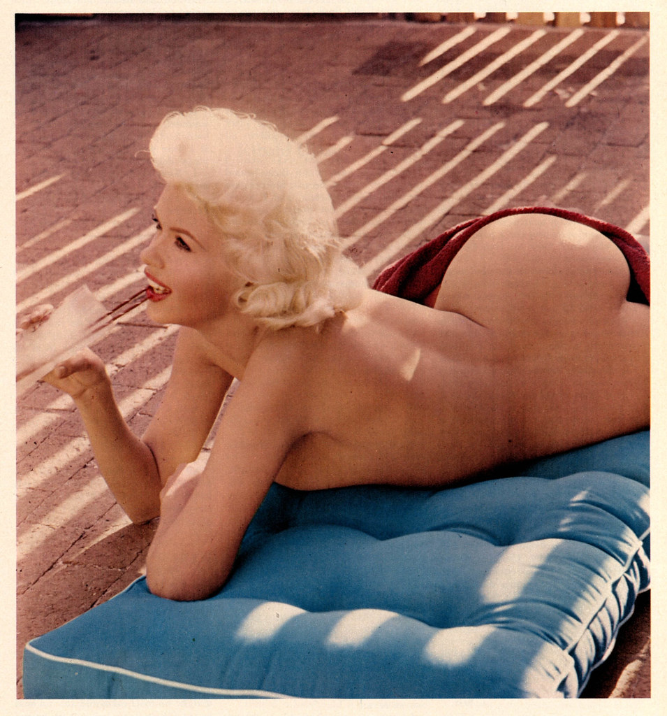 Jayne Mansfield, 1958