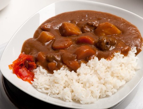 Japanese beef curry (Curry Rice) | JustHungry