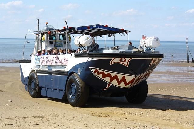 The Wash Monster at Hunstanton 2 | Flickr - Photo Sharing!