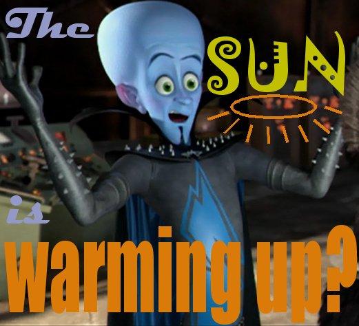 The Sun is warming up? by ShinjiteFlorana on DeviantArt