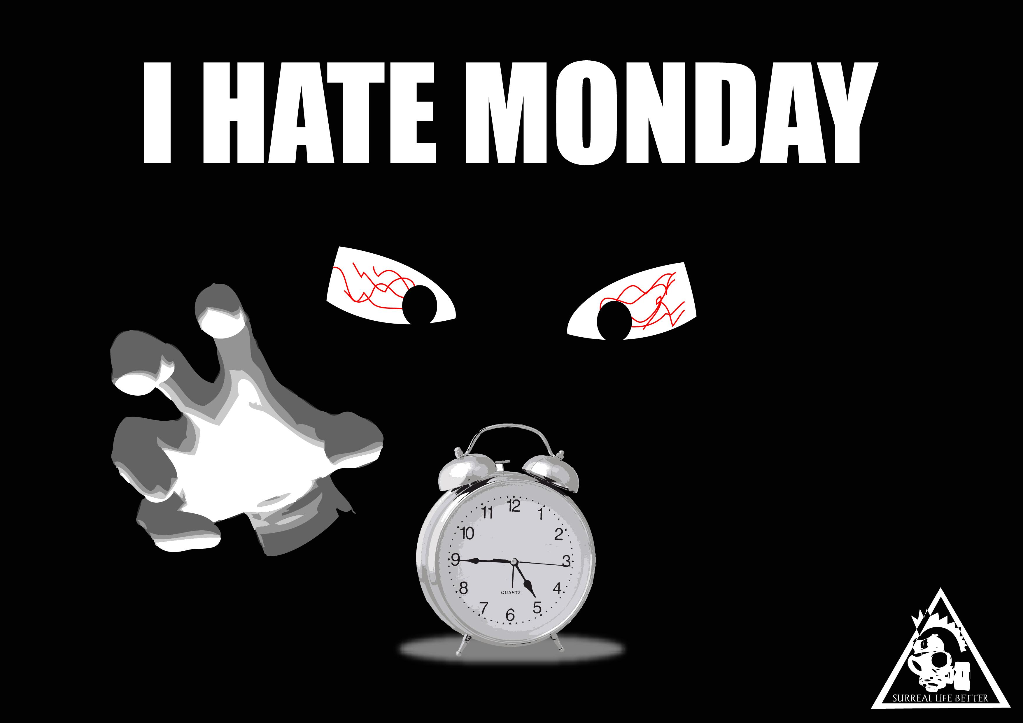 Forever Amber: I Hate Mondays