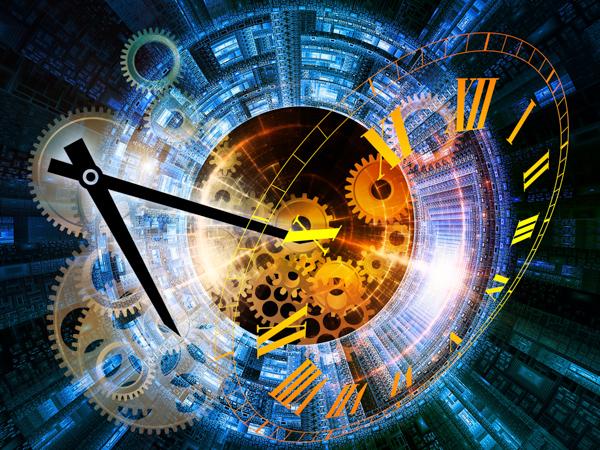 Fractal Time 0001 by agsandrew on deviantART