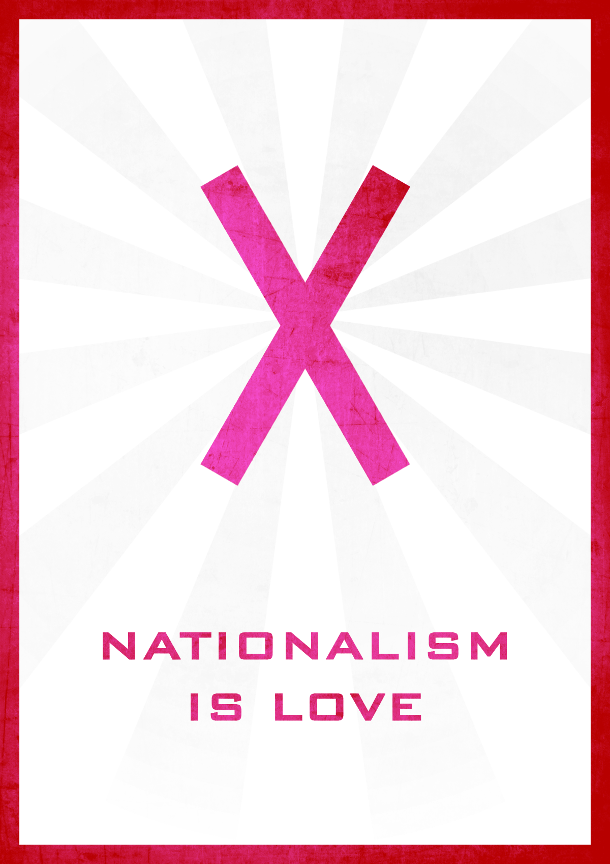 Nationalism is Love by Luckmann on DeviantArt