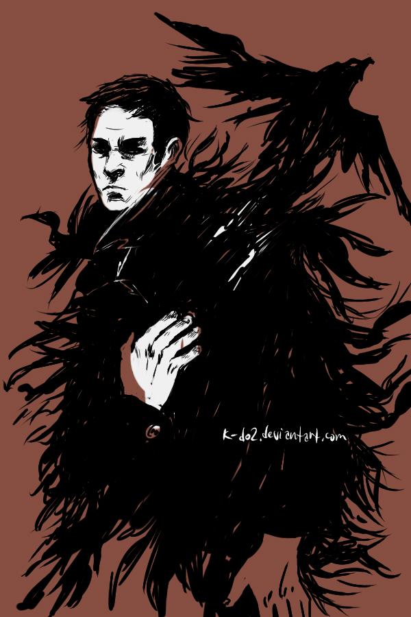 crow man by k-do2 on DeviantArt