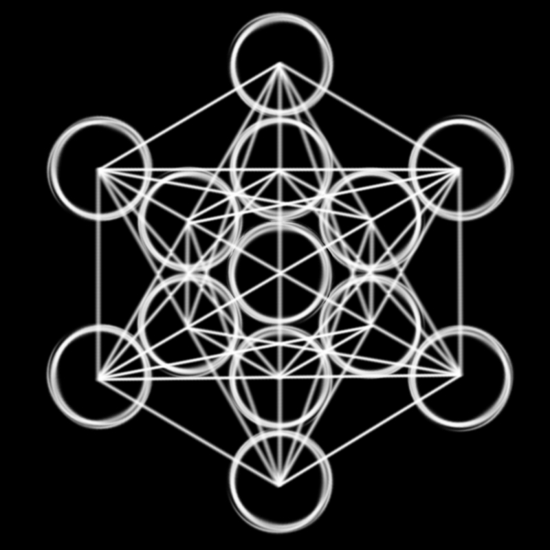 Metatron's Cube by Jtothe915 on DeviantArt