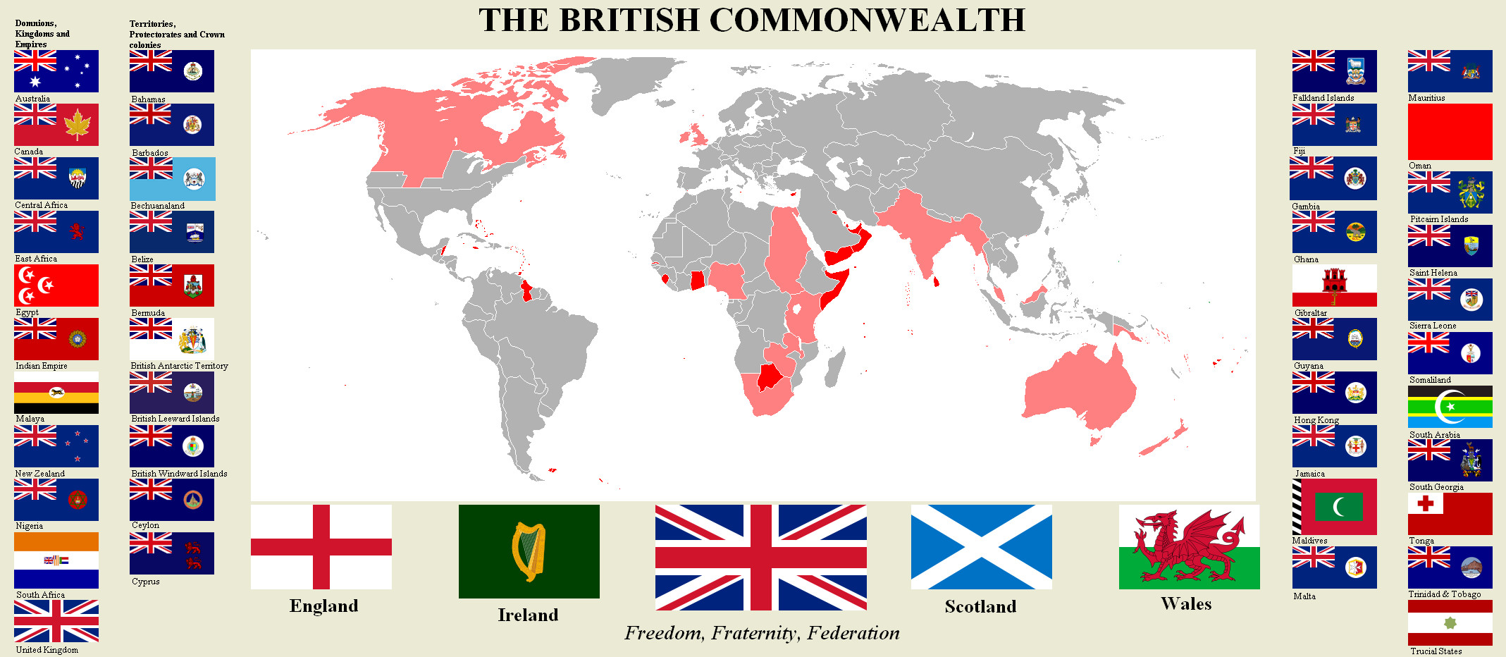 British Empire to Commonwealth - UE: POL 110-HA: Democracy ...