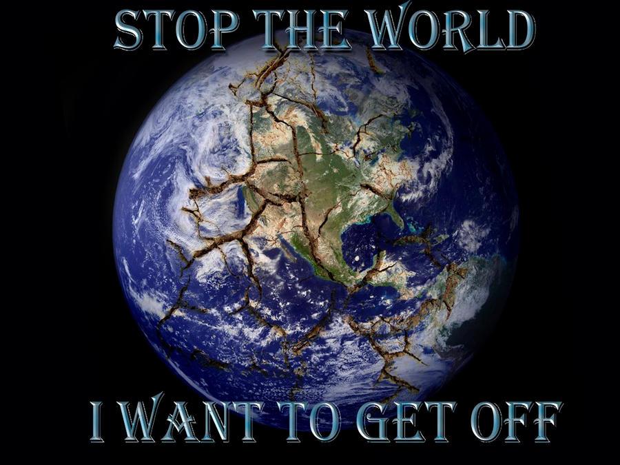 Stop The World Wallpaper by EmoNightEmoDay on DeviantArt