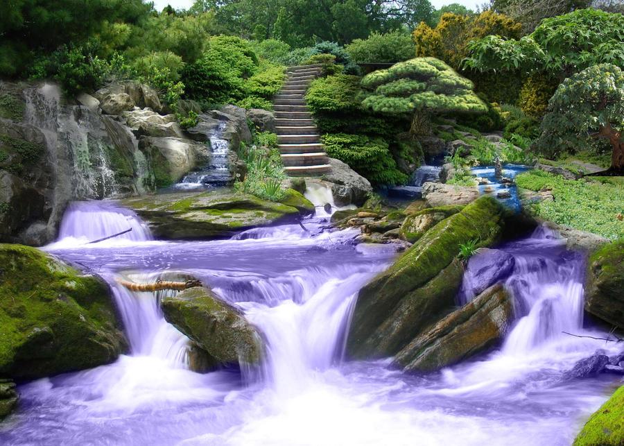 Zen Garden by kali1987