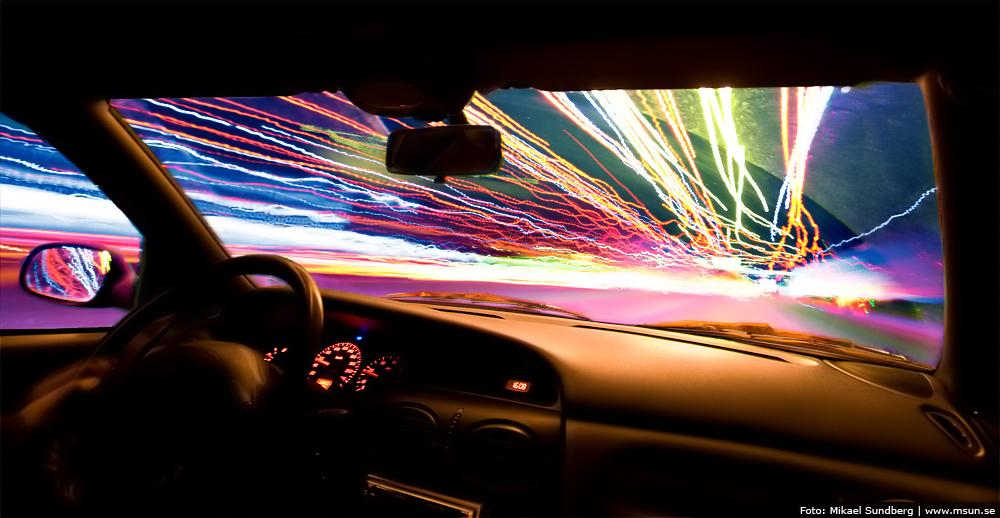 light speed car by msun