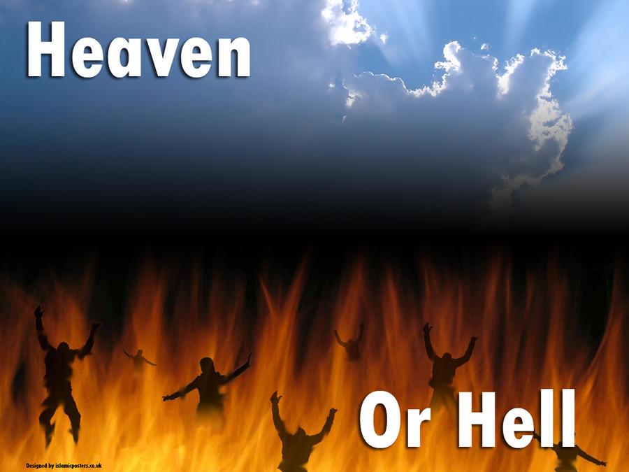 Heaven or Hell by billax on DeviantArt