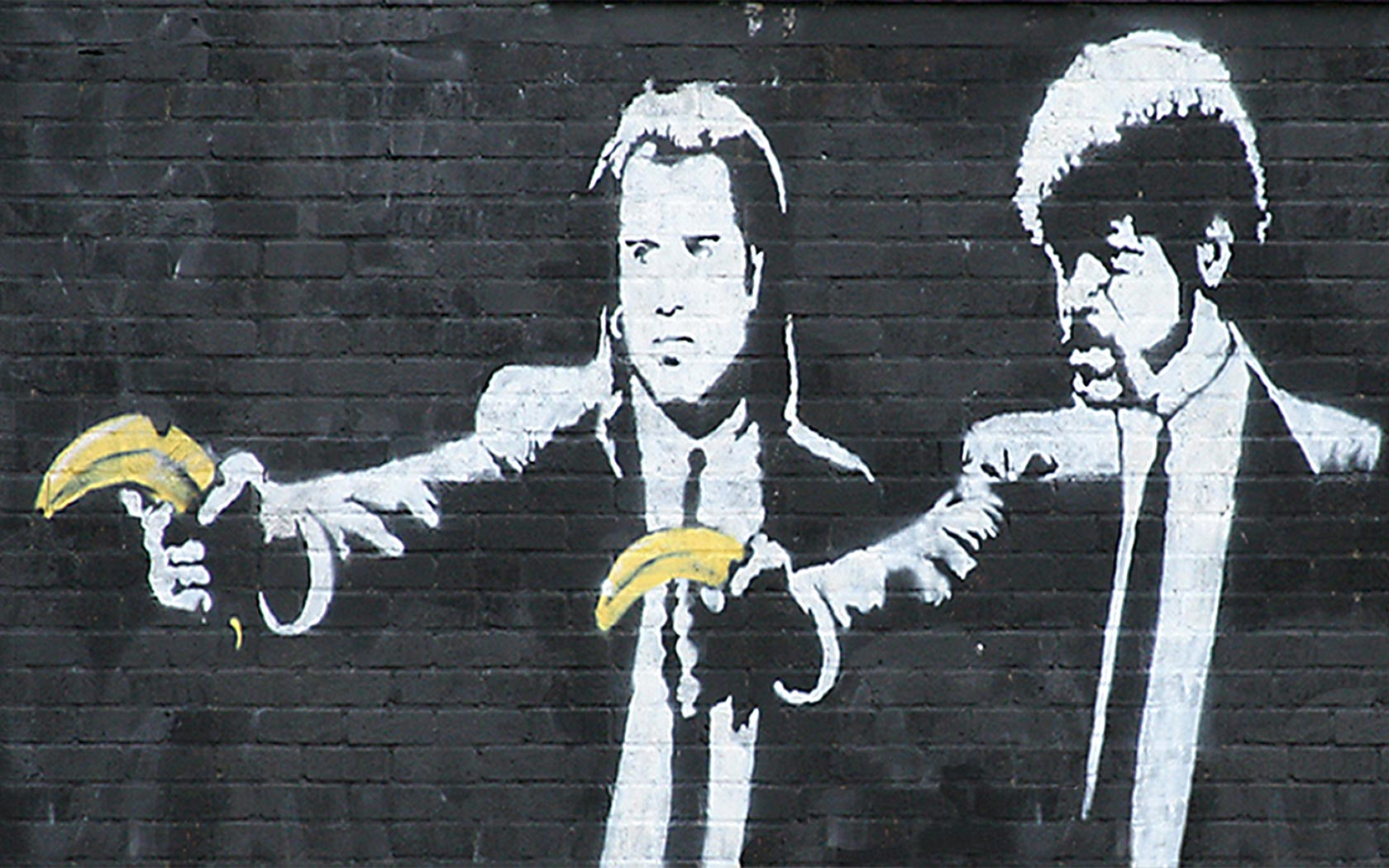 Banksy Arrested In London, Identity Revealed, page 1