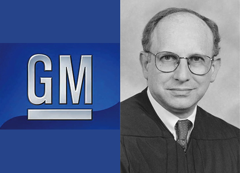 Judge Robert Gerber,GM Bankruptcy judge, to retire,remain on recall status