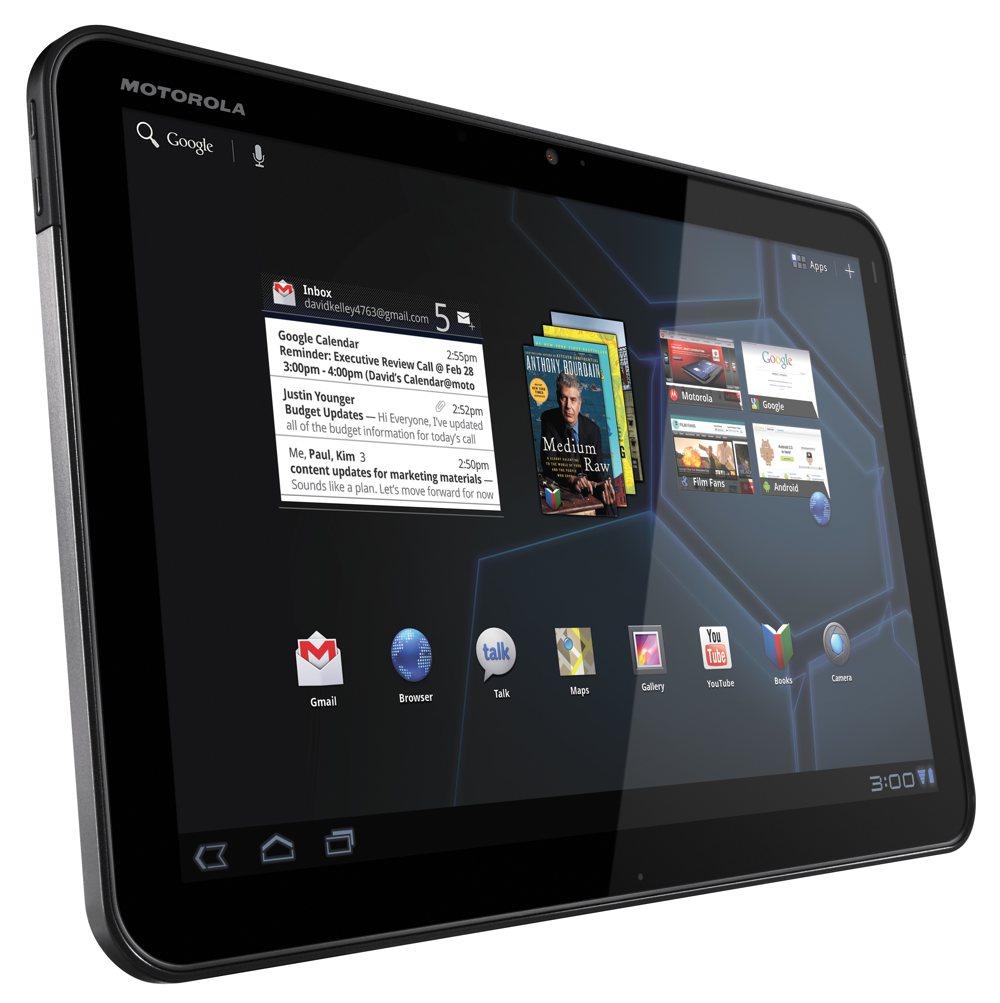 New Motorola Xoom 32GB Wi Fi 10 1 inch Touchscreen Tablet ...