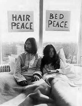 John Lennon's Peace