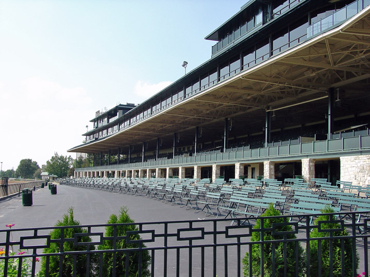 Keeneland Track, Lexington, Kentucky - Travel Photos by ...
