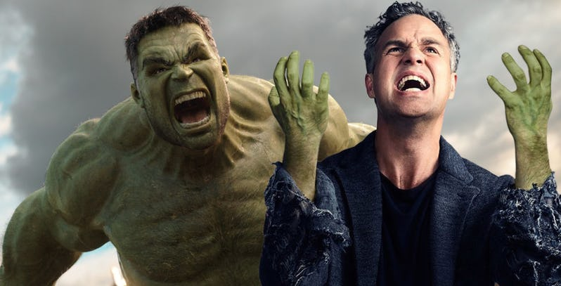 The Russo Brothers Have Confirmed That Hulk Actor, Mark ...