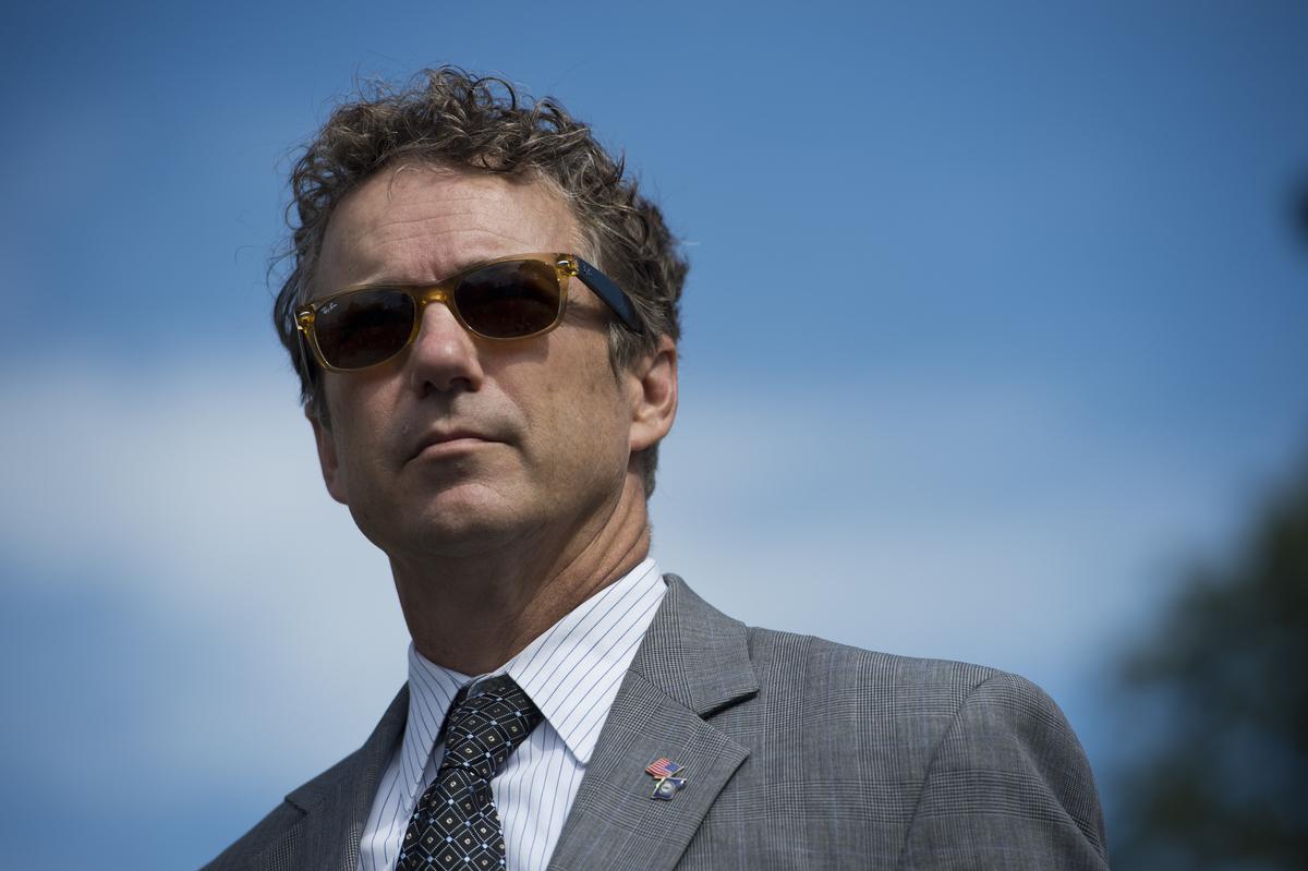 Senator Rand Paul faces a tough test in the upcoming Republican ...