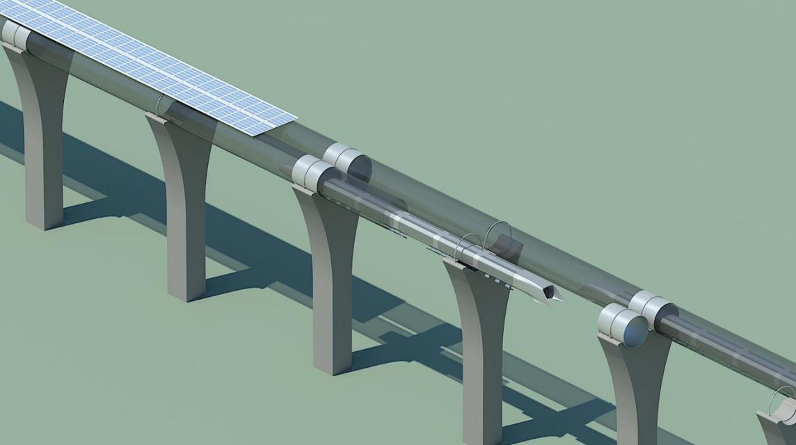 Hyperloop Model