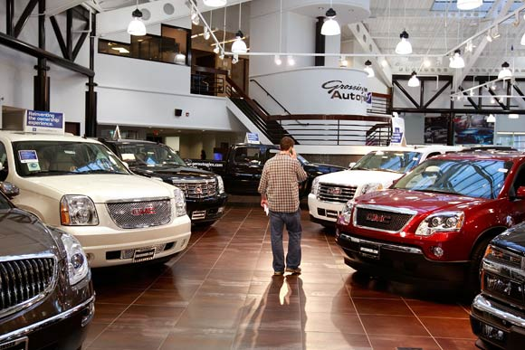 GM recalls far from calamity for some dealers who find new customers, business