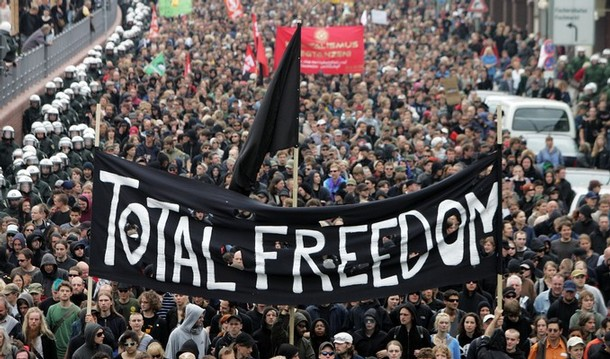Our Future will See Us Take Back Our Rights and Freedoms