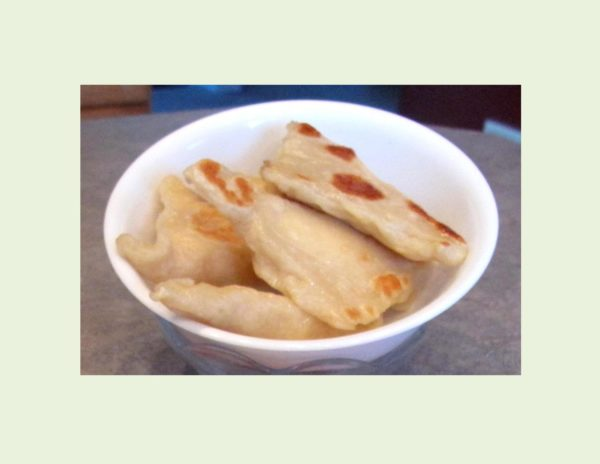 Kase Knepfla - Cheese Buttons - Good Food And Treasured ...