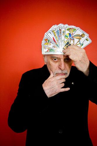 Alejandro Jodorowsky tarot cards |