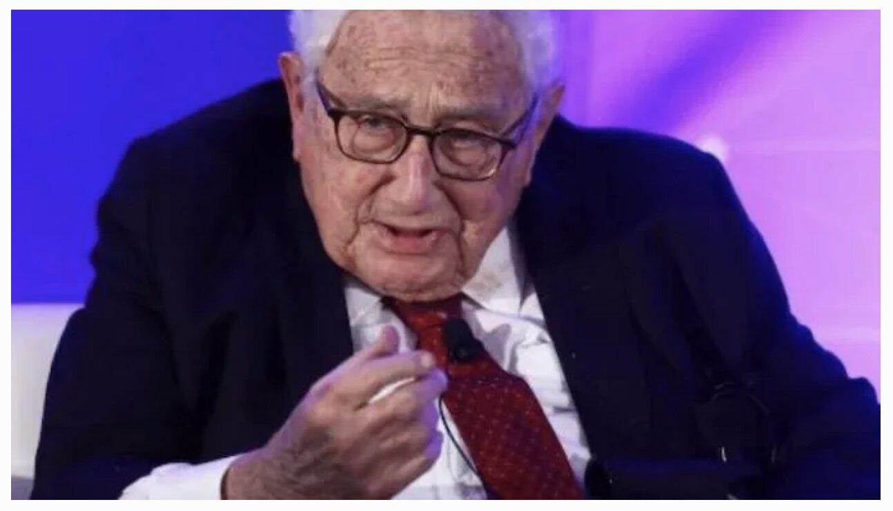 Henry Kissinger: US Must Join 'Global Program' To Uphold ...