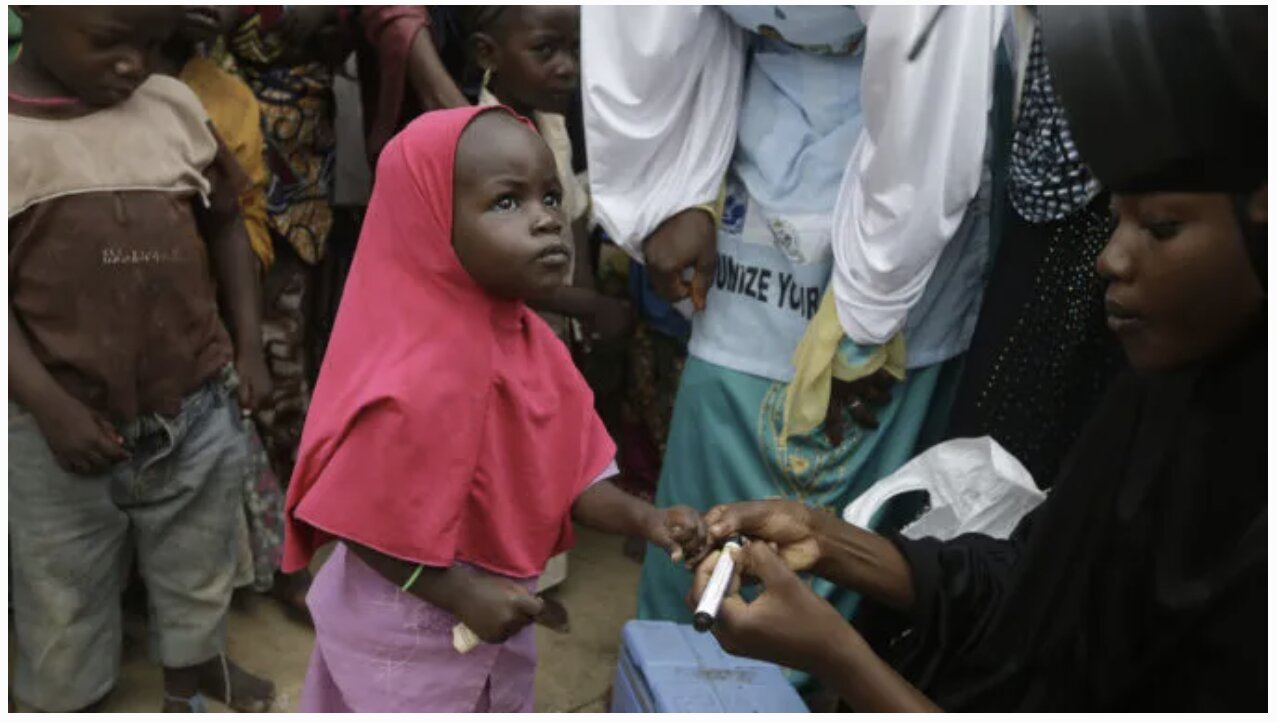 WHO Admits That New Polio Outbreak In Sudan Caused By ...