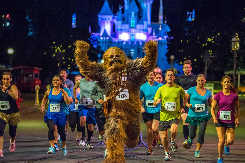 Early Registration for Star Wars Half Marathon Starts ...