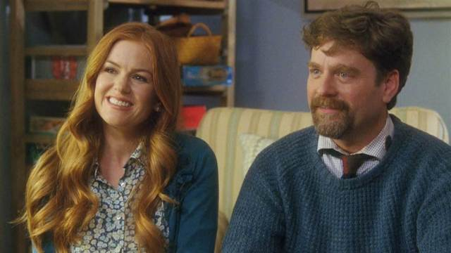 Keeping Up With the Joneses (Starring Zach Galifianakis) (Movie ...