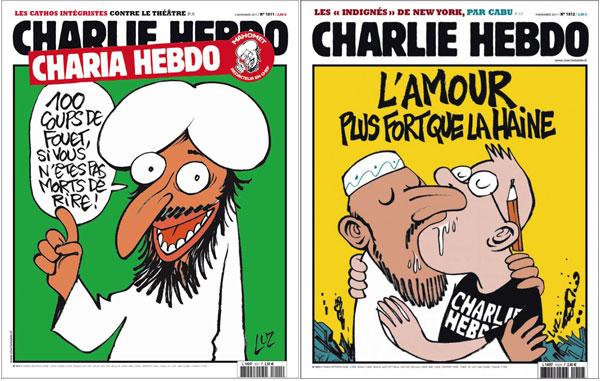 Satirical Magazine French Kisses Mohammad