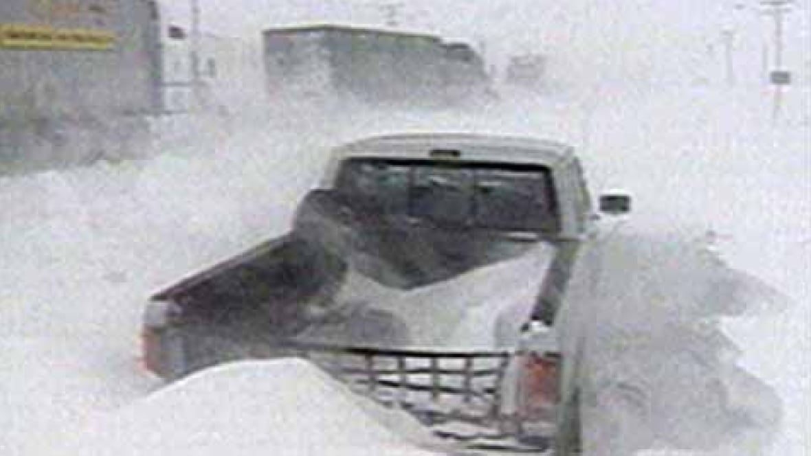 Blizzard that led to Flood of the Century started this day ...