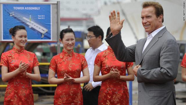 Despite tensions, U.S. governors flock to China - CNN.com