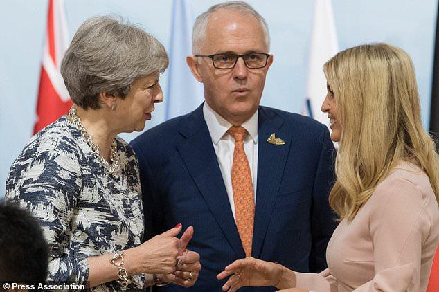 Dubai to welcome Theresa May, Ivanka Trump and global leaders to women's summit…