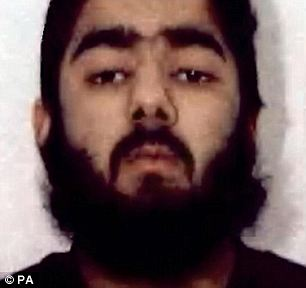 London Bridge stabbing suspect Usman Khan plotted to attack London Stock Exchange in 2010…