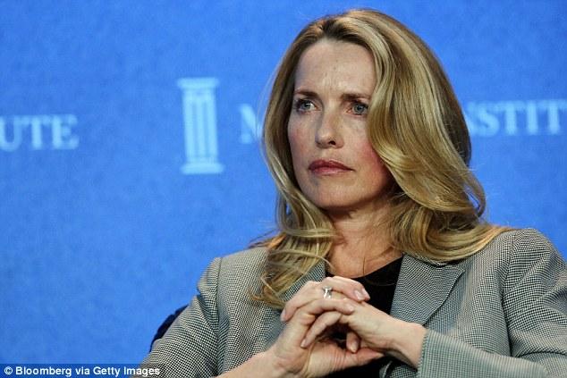 Laurene Powell Jobs: Steve Jobs' widow tiptoeing out of ...