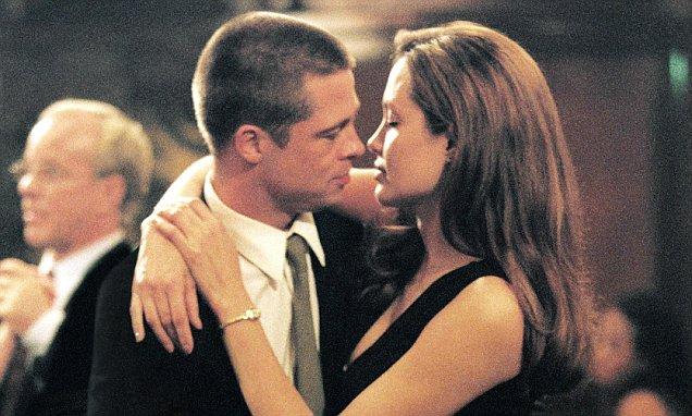 Brad Pitt and Angelina Jolie's hit film Mr And Mrs Smith ...