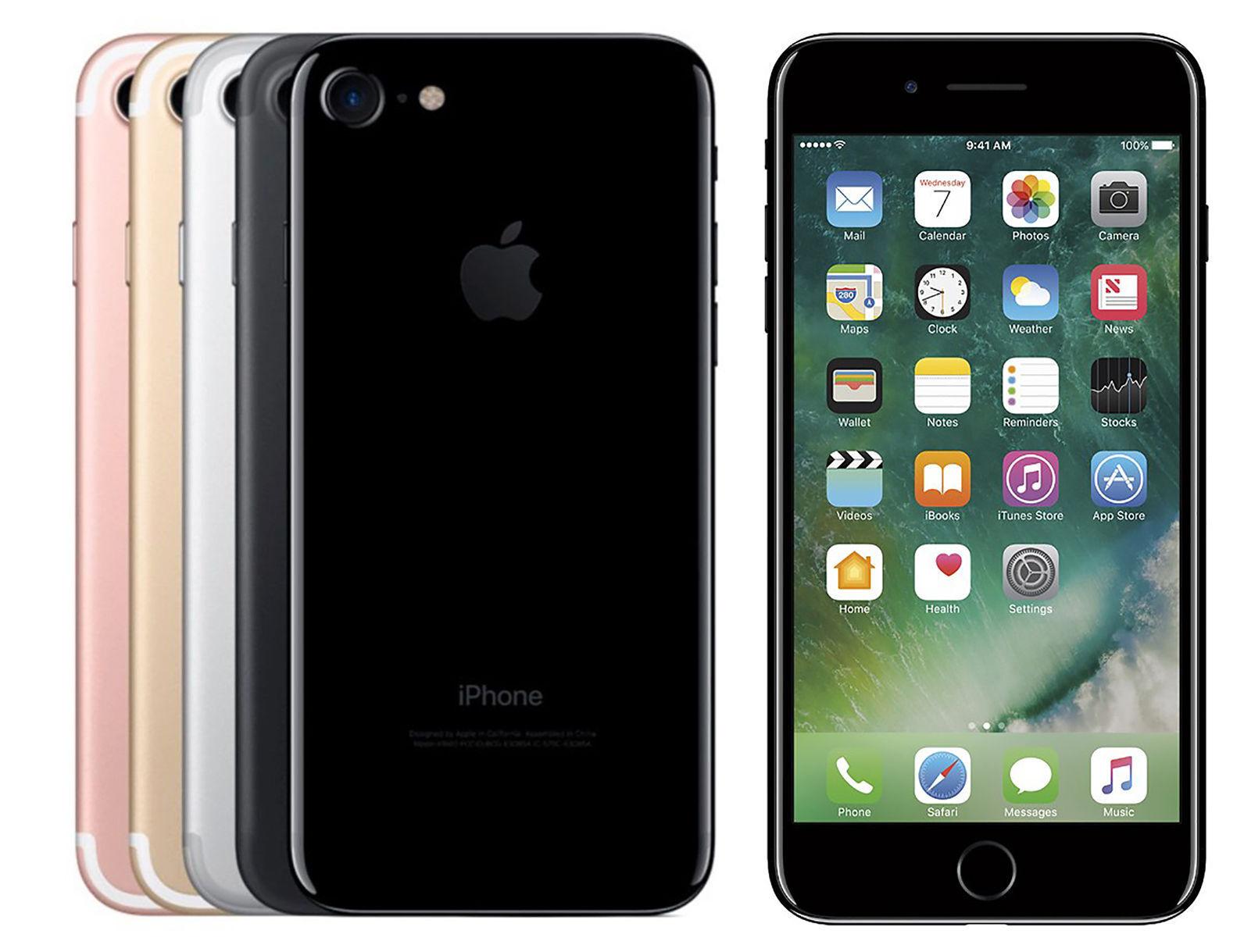 Apple iPhone 7-32GB - GSM & CDMA UNLOCKED-USA Model-Apple ...