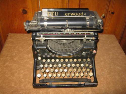 Underwood Manual Typewriter | eBay